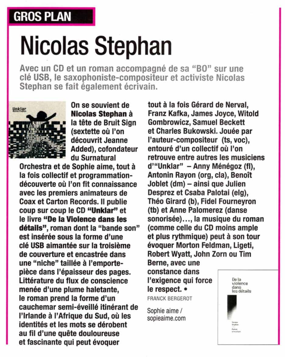 Le Bouche À Oreille Soissons nicolas stephan